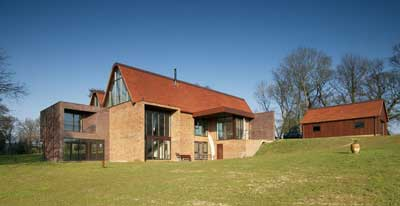 Self build Contractors in Kent