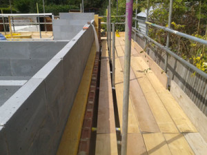 Cleaner Cavity Walls