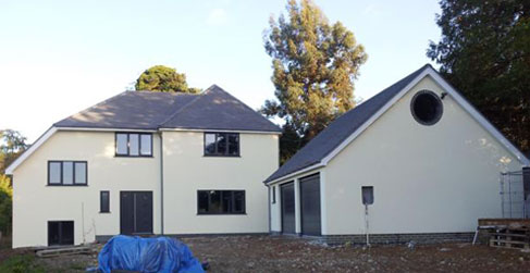 Thin Joint Blockwork Contractors In Kent