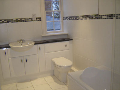 Granny Annexe Bathroom