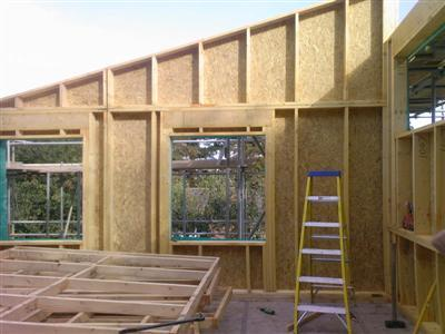 Timber Frame Walls
