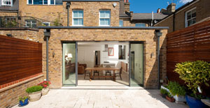 House Extensions - Building Services