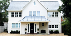 Exterior paint & makeovers - Building Services