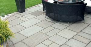 Patios and pathways - Building Services