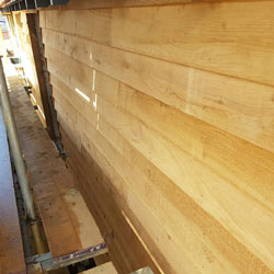 Carpentry contractors in Kent - Timber Cladding