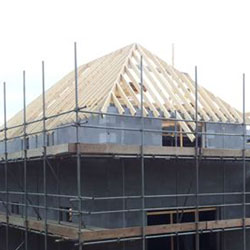 Carpentry contractors in Kent - Roof Construction