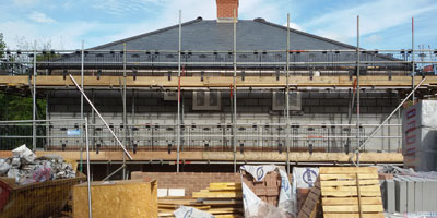 House builders - Hollingbourne project