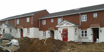 House Builders - Longfield Project